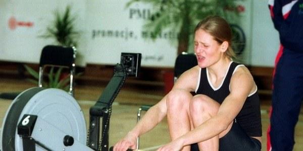 Julia Michalska/fot. Krystyna Pączkowska /Agencja Przegląd Sportowy