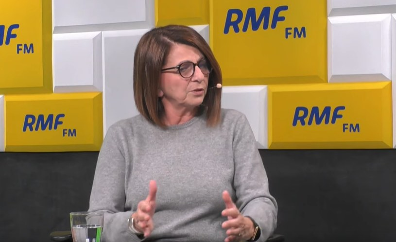 Julia Pitera w RMF FM /RMF