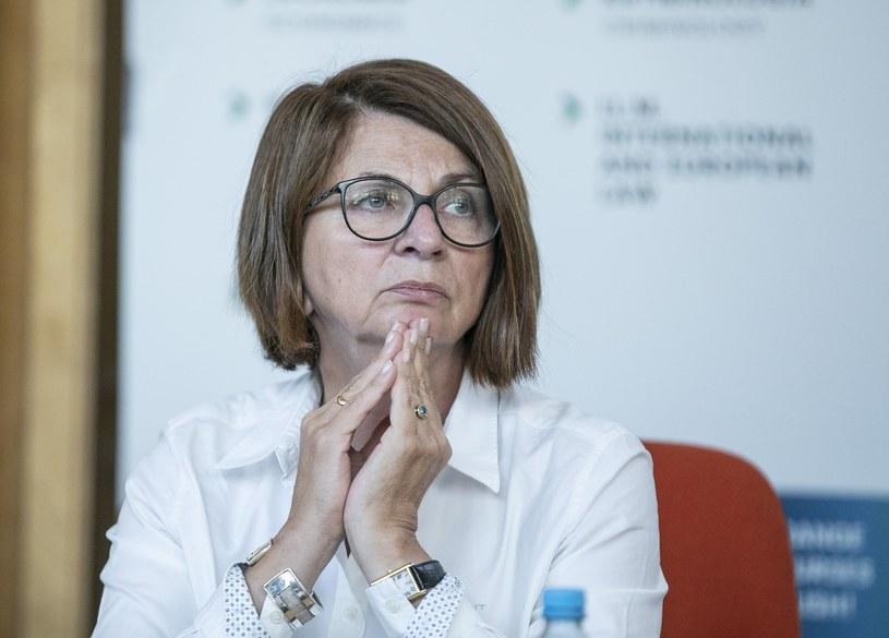 Julia Pitera /Leszek Kotarba  /East News