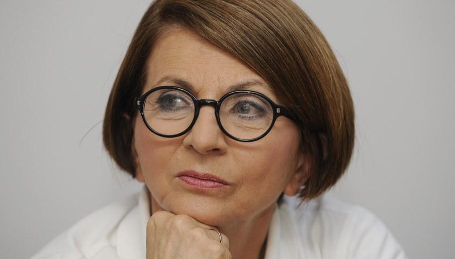 Julia Pitera / Andrzej Rybczyński    /PAP
