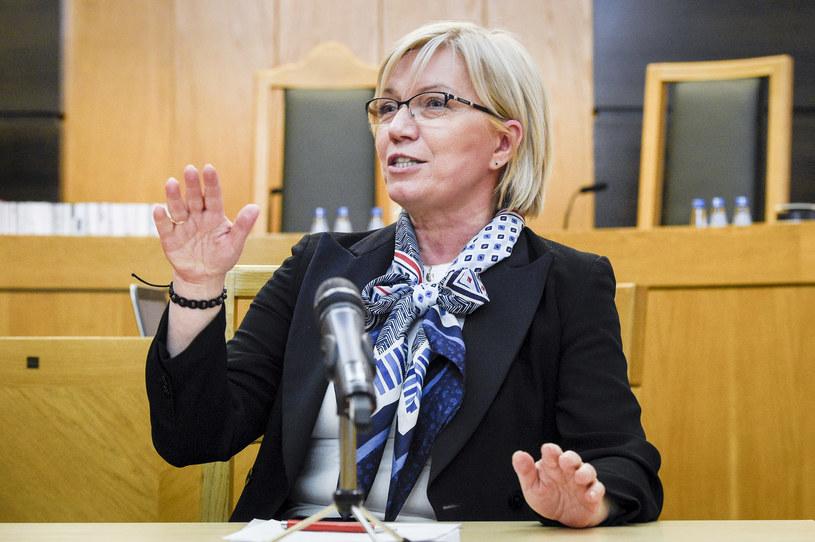 Julia Przyłębska, prezes Trybunału Konstytucyjnego /East News
