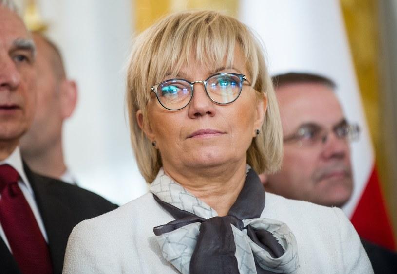 Julia Przyłębska /Bartosz Krupa /East News