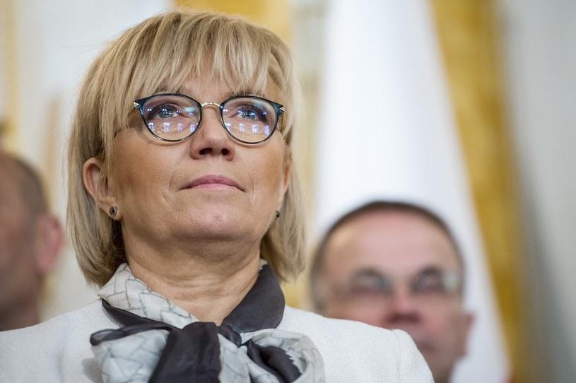 Julia Przyłębska /Rafał Oleksiewicz /Reporter