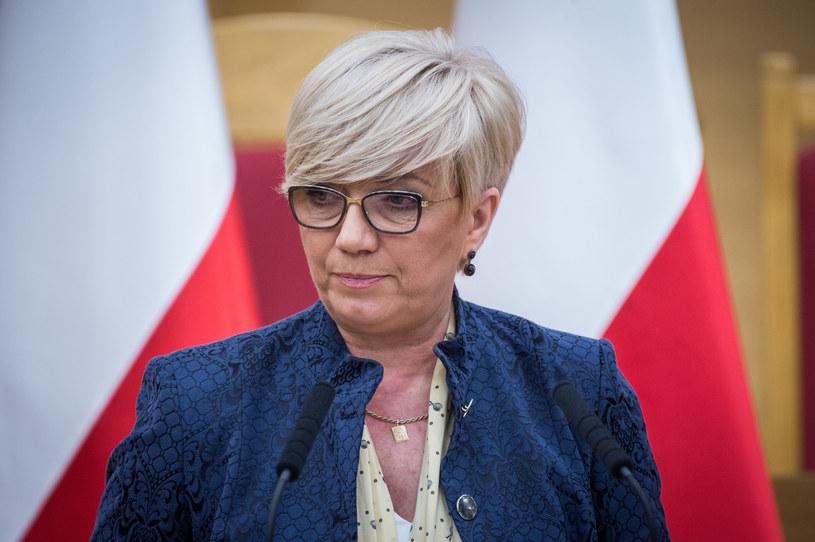 Julia Przyłębska /Jacek Domiński /Reporter