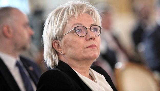 Julia Przyłębska /Wojciech Olkuśnik /PAP