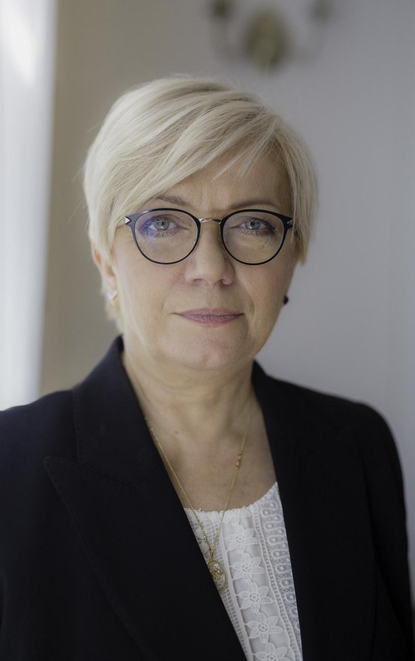 Julia Przyłębska /materiały prasowe