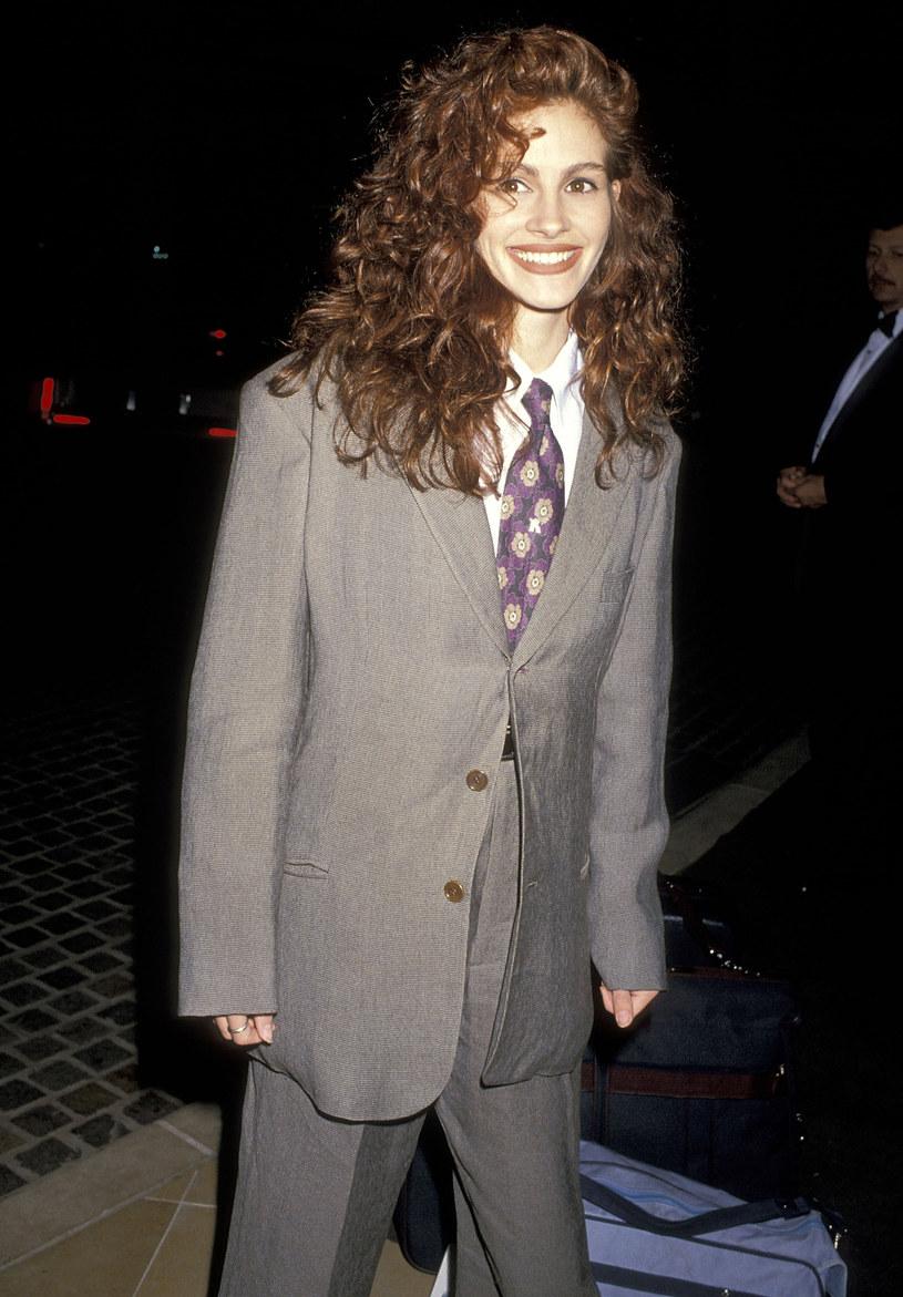 Julia Roberts, 1990 rok /Ron Gallela /Getty Images