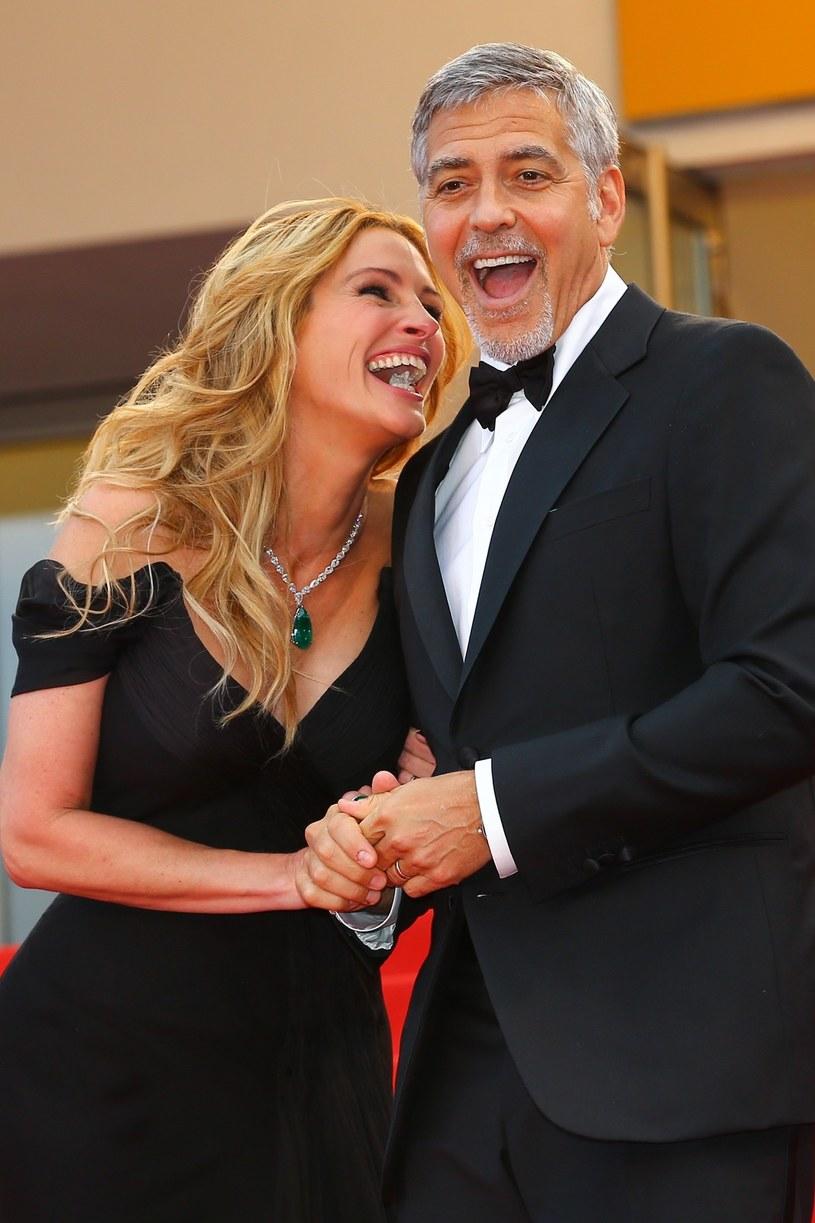 Julia Roberts i George Clooney /- /East News