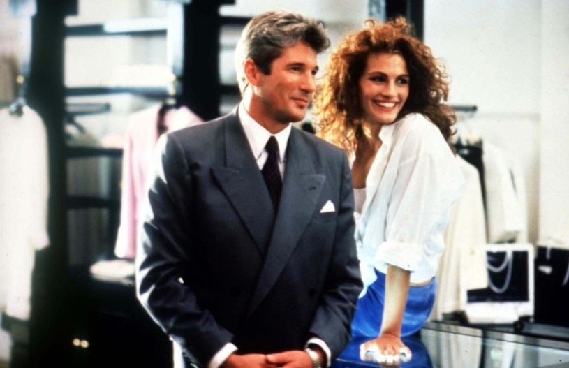 Julia Roberts i Richard Gere /Mary Evans Picture Library /East News