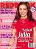 "Julia Roberts na okładce ""Redbook"" /INTERIA.PL"