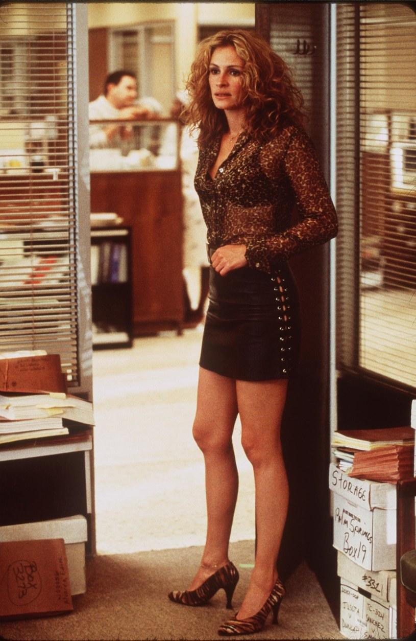 "Julia Roberts w filmie ""Erin Brockovich"" /Getty Images"