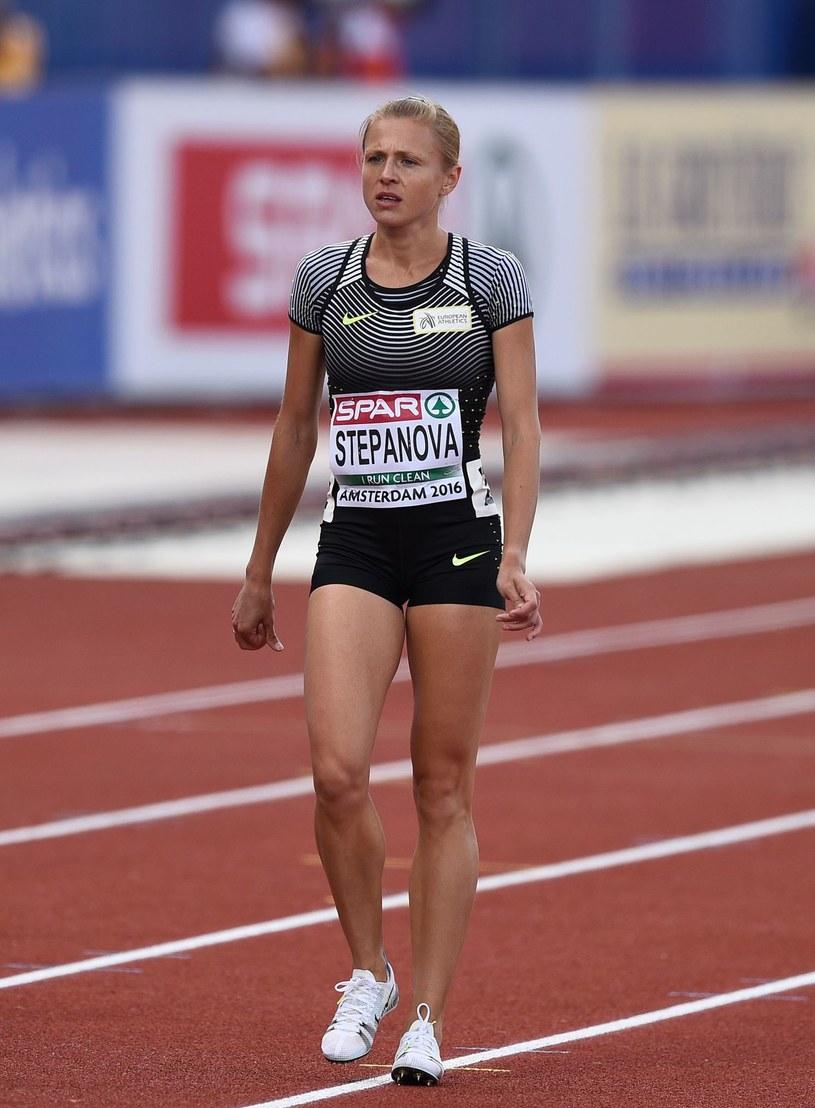 Julia Stiepanowa zdemaskowała system dopingowy w rosyjskim sporcie /AFP
