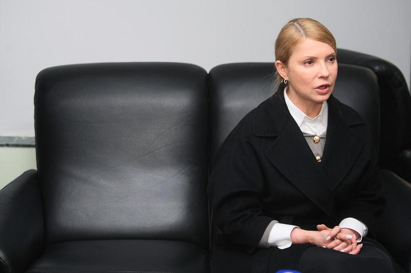 Julia Tymoszenko /AFP