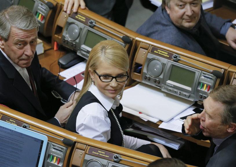 Julia Tymoszenko /PAP/EPA