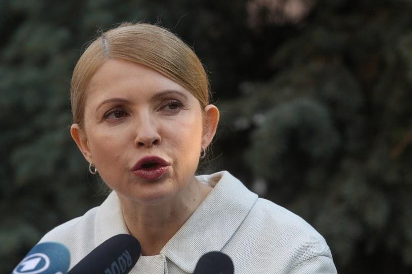 Julia Tymoszenko /VALENTYN OGIRENKO  /East News