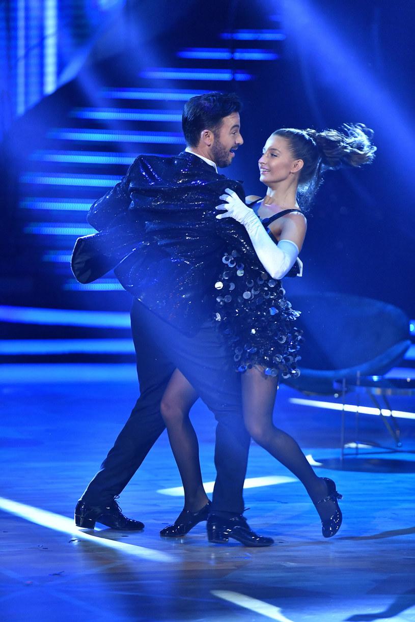 Julia Wieniawa i Stefano /Mateusz Jagielski /East News