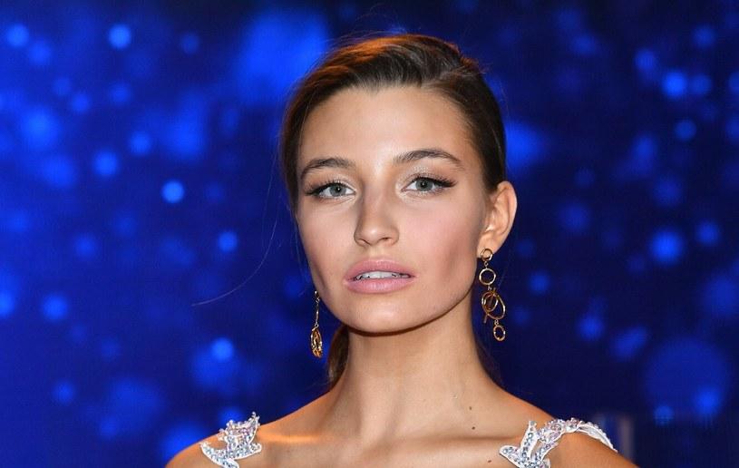 Julia Wieniawa jest aktorką, z którą Patryk Vega bardzo lubi pracować /Mateusz Jagielski /East News