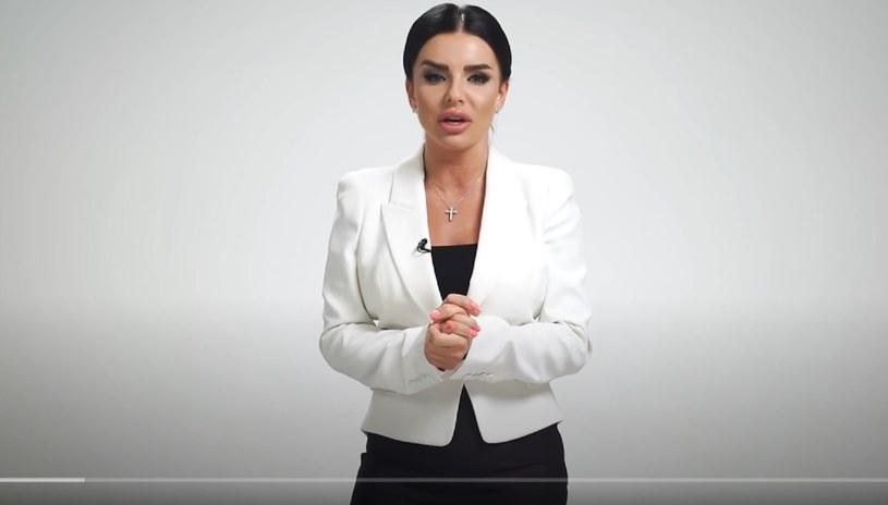 Julia Wołkowa obecnie robi karierę polityczną. W sieci właśnie pokazał się jej spot wyborczy /YouTube