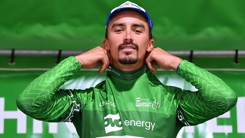 Julian Alaphilippe /Getty Images