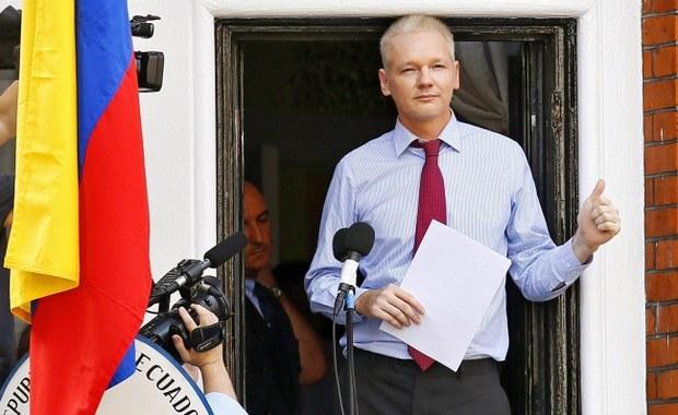 Julian Assange nie dostanie azylu we Francji