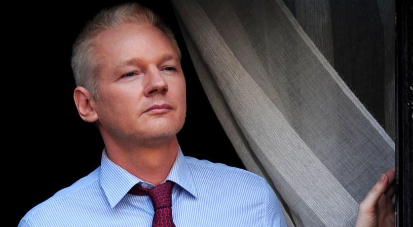 Julian Assange założył Partię WikiLeaks. /AFP
