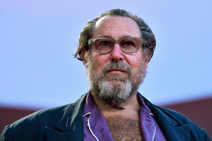 Julian Schnabel /ALBERTO PIZZOLI/ AFP /East News
