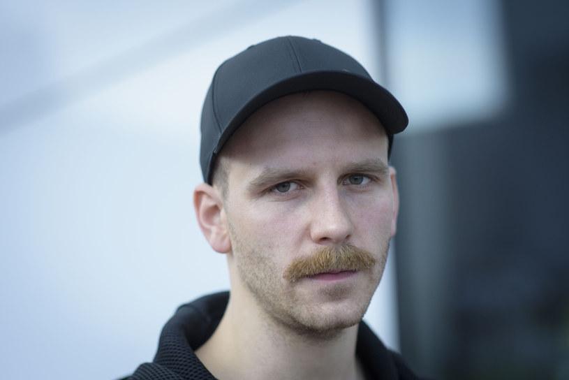 Julian Świeżewski podczas festiwalu w Gdyni /Jacek Domiński /Reporter
