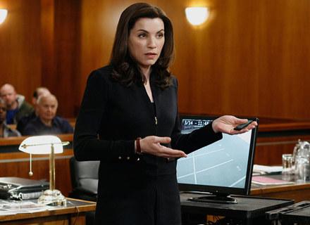 """Julianna Margulies w serialu """"Żona idealna"""" /materiały prasowe"""