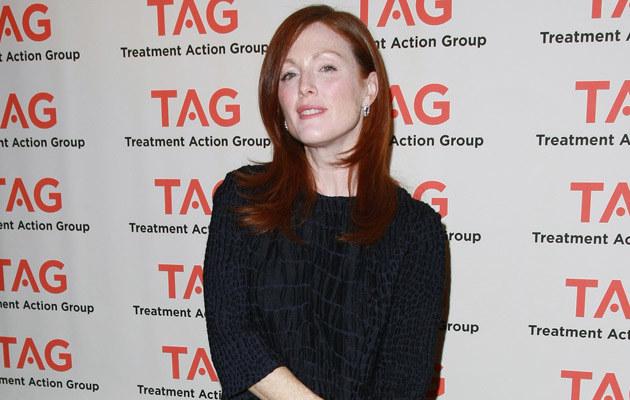 Julianne Moore, fot. Neilson Barnard  /Getty Images/Flash Press Media