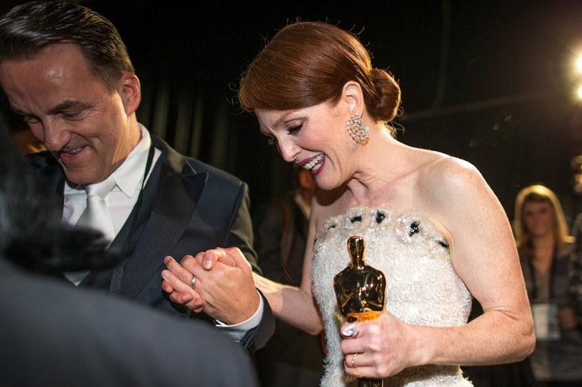 Julianne Moore /Getty Images