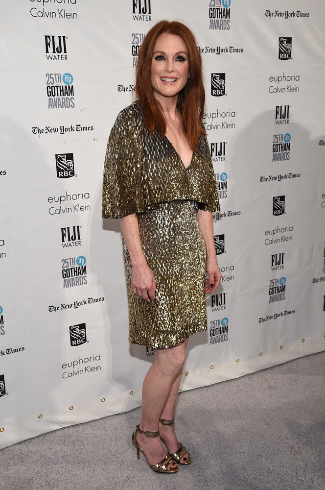 Julianne Moore /Getty Images