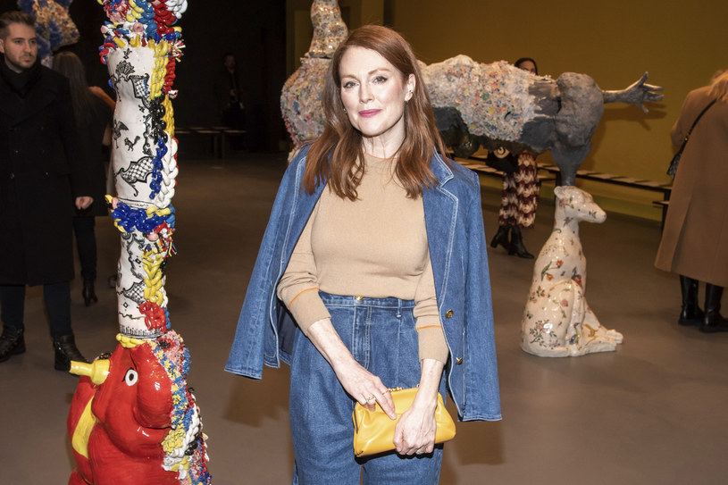 Julianne Moore /Invision/Invision/East News /East News