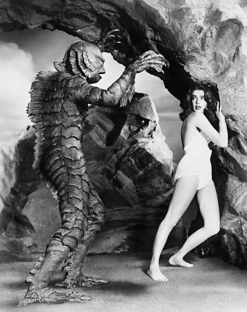 """Julie Adams w filmie """"Potwór z Czarnej Laguny"""" /UNIVERSAL PICTURES / Album /East News"""
