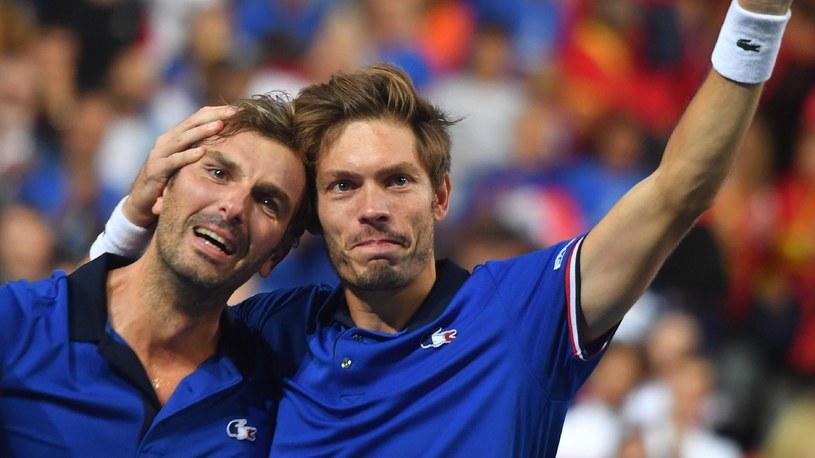 Julien Benneteau et Nicolas Mahut /Getty Images