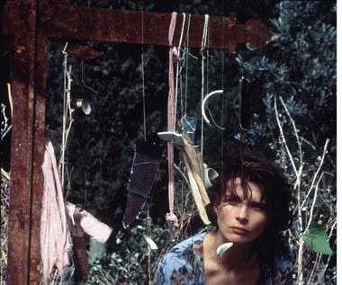 """Juliette Binoche w filmie """"Angielski pacjent"""""""