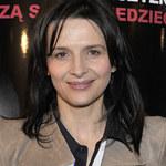 Juliette Binoche w Polsce