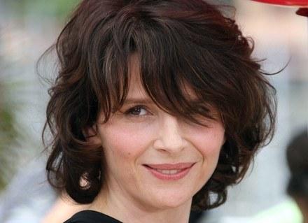 Juliette Binoche - wspaniała aktorka odkrywa przed publicznością inne talenty /AFP