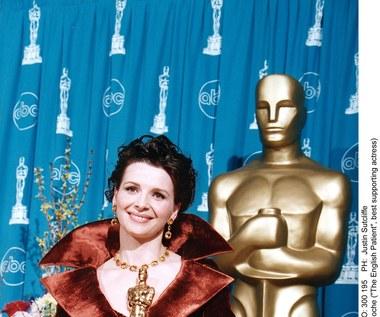"""Juliette Binoche z Oscarem za role w """"Angielskim pacjencie"""""""