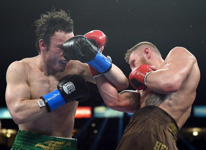 Julio Cesar Chavez jr tu w walce z Andrzejem Fonfarą /AFP