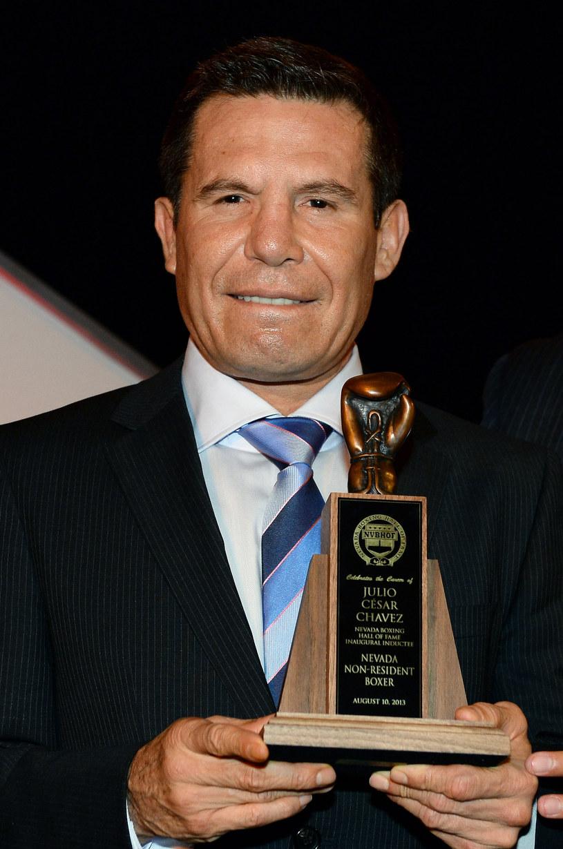 Julio Cesar Chavez /AFP
