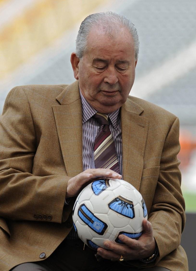 Julio Humberto Grondona zmarł w środę w Buenos Aires /AFP