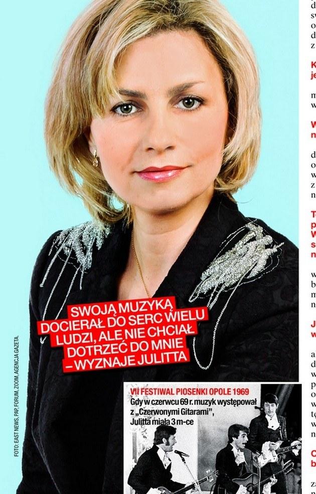 Julitta Krajewska (Na Żywo) /- /Na żywo