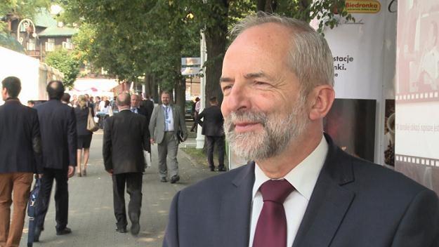 Juliusz Braun, prezes Telewizji Polskiej /Newseria Biznes