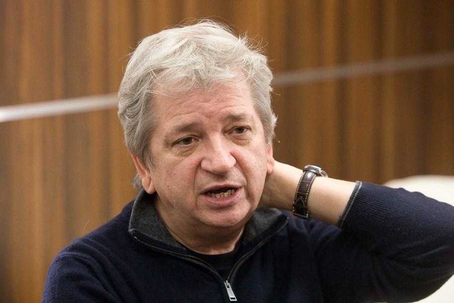 Juliusz Machulski /Stach Leszczyński /PAP