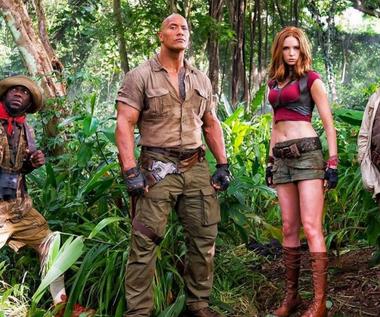 """""""Jumanji: Przygoda w dżungli"""" [trailer]"""