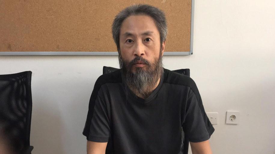 Jumpei Yasuda /HATAY GOVERNOR PRESS OFFICE /PAP/EPA