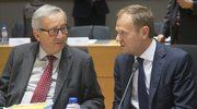 """Juncker i Tusk krytykują Turcję. """"Skandaliczne porównania z nazizmem"""""""