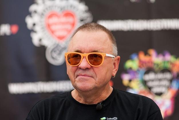 Jurek Owsiak, fot. Paweł Jaskółka /Reporter