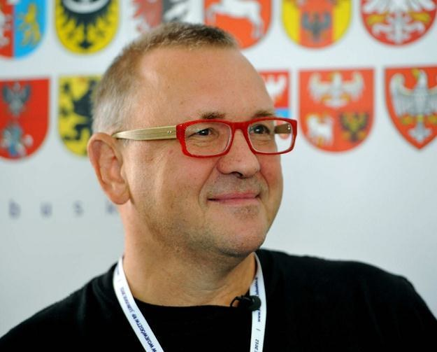 Jurek Owsiak, założyciel i prezes Fundacji Wielkiej Orkiestry Świątecznej, fot. Tomasz Gawalkiewicz /Reporter