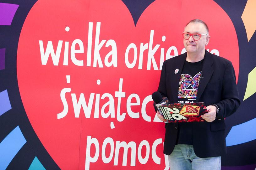 Jurek Owsiak /Tomasz Jastrzębowski /Reporter